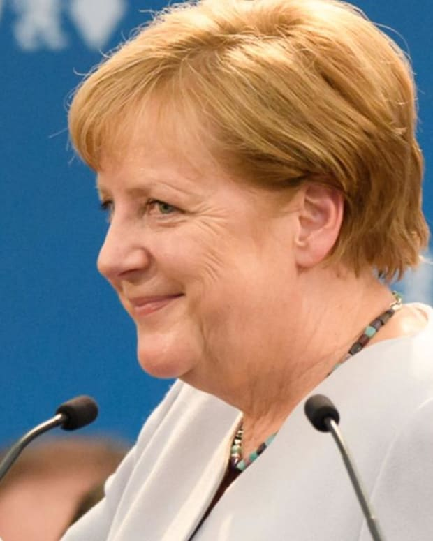 Biography: Angela Merkel
