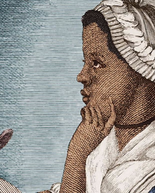 Biography: Phillis Wheatley