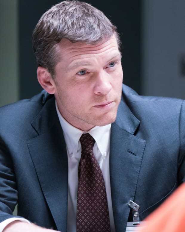 Sam Worthington in 'Manhunt: UNABOMBER'