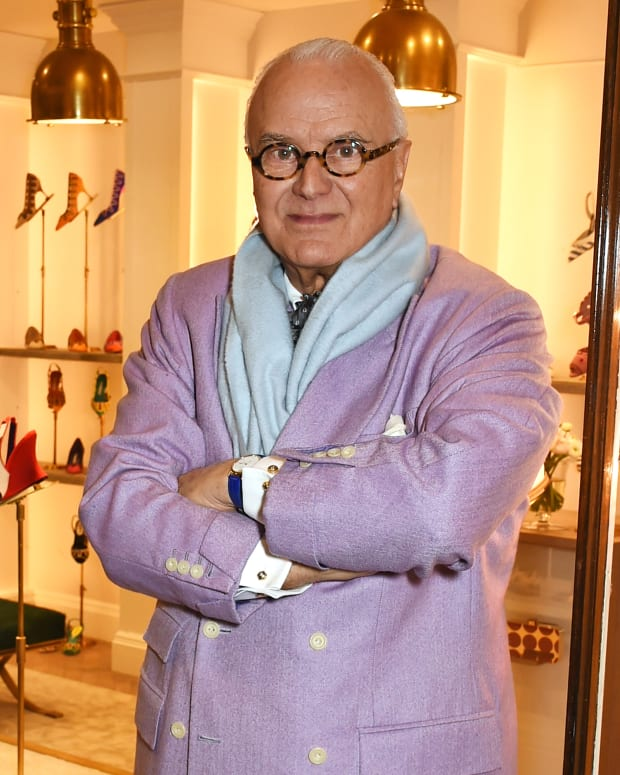 Manolo Blahnik Photo