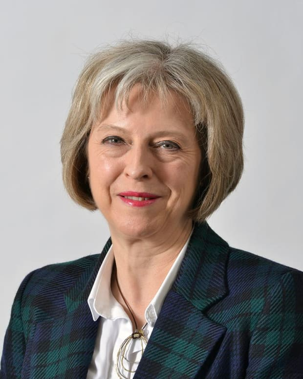 Theresa May Photo