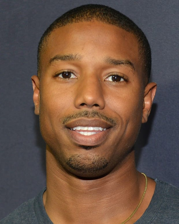 Michael B. Jordan photo via Getty Images