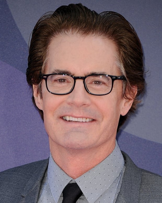 Kyle MacLachlan photo via Getty Images