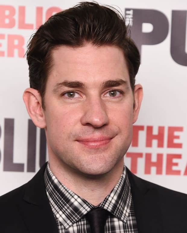 John Krasinski photo via Getty Images