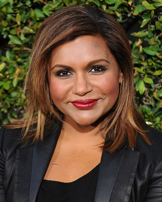 Mindy Kaling photo via Getty Images