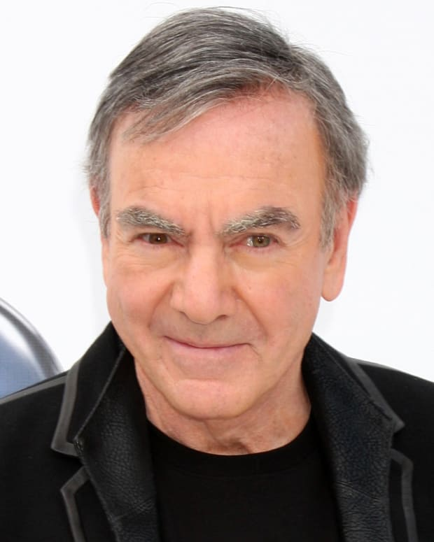 Neil Diamond in 2010 Photo by Helga Esteb/Shutterstock.com