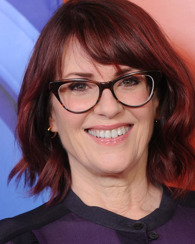 Megan Mullally photo via Getty Images