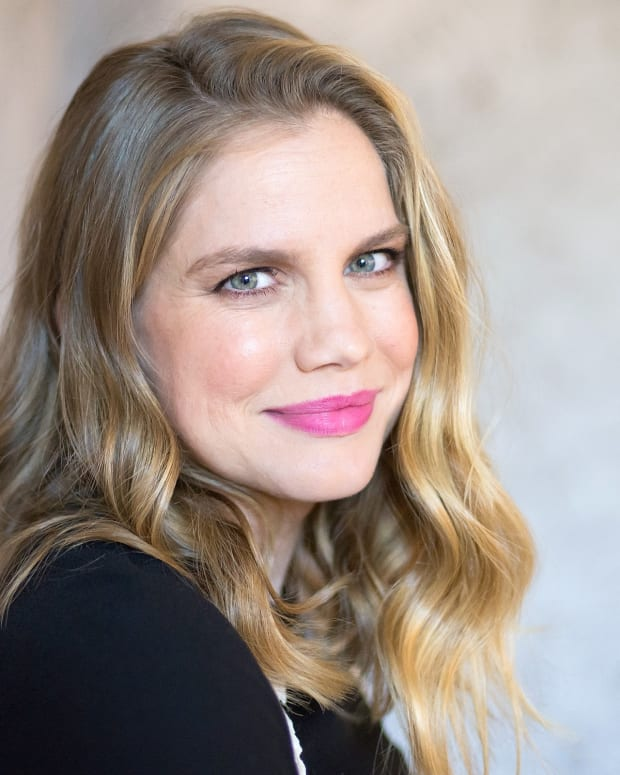 Anna Chlumsky photo via Getty Images