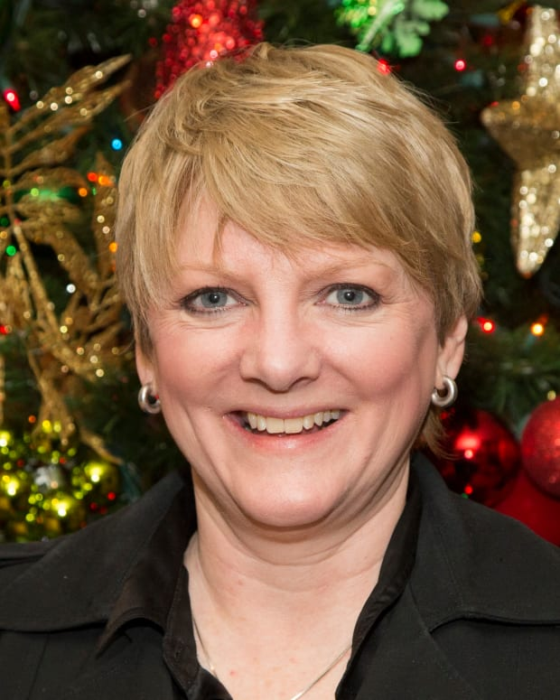 Alison Arngrim photo via Getty Images