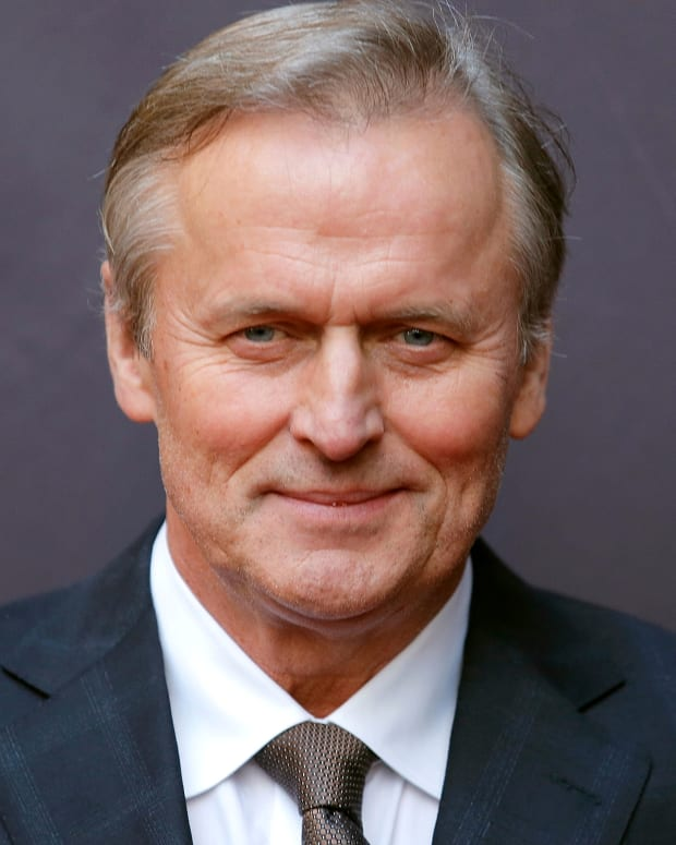 John Grisham photo via Getty Images