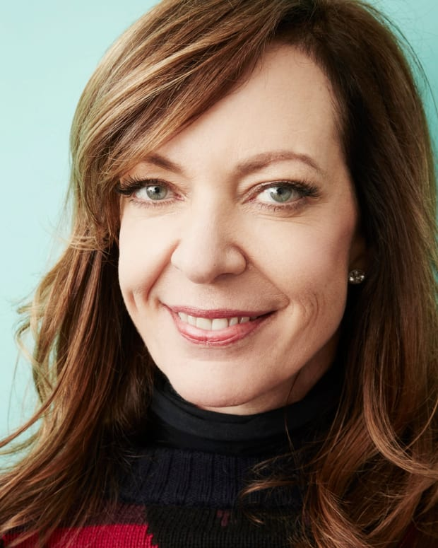 Allison Janney photo via Getty Images