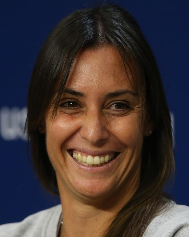 Flavia Pennetta photo via Getty Images