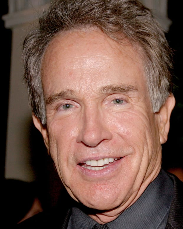 Warren Beatty photo via Getty Images