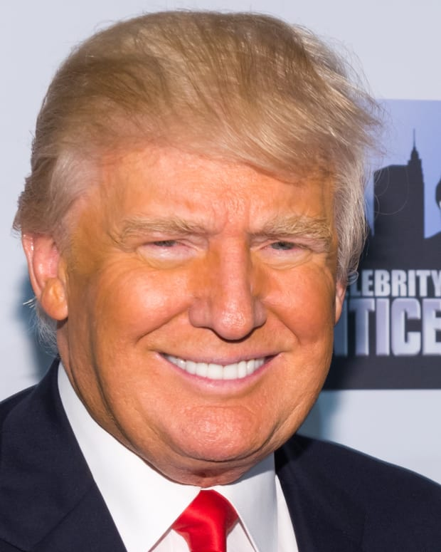Donald Trump Photo By Michael Stewart/WireImage