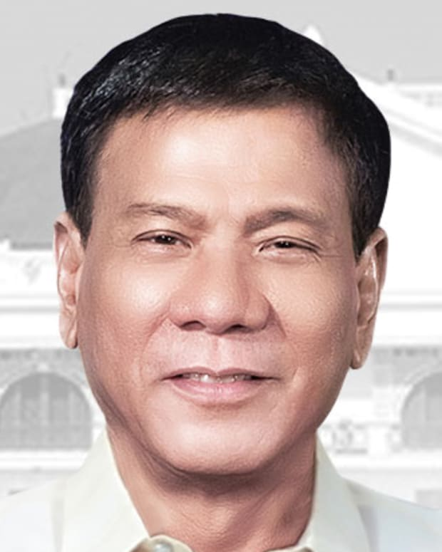 Rodrigo Duterte Photo