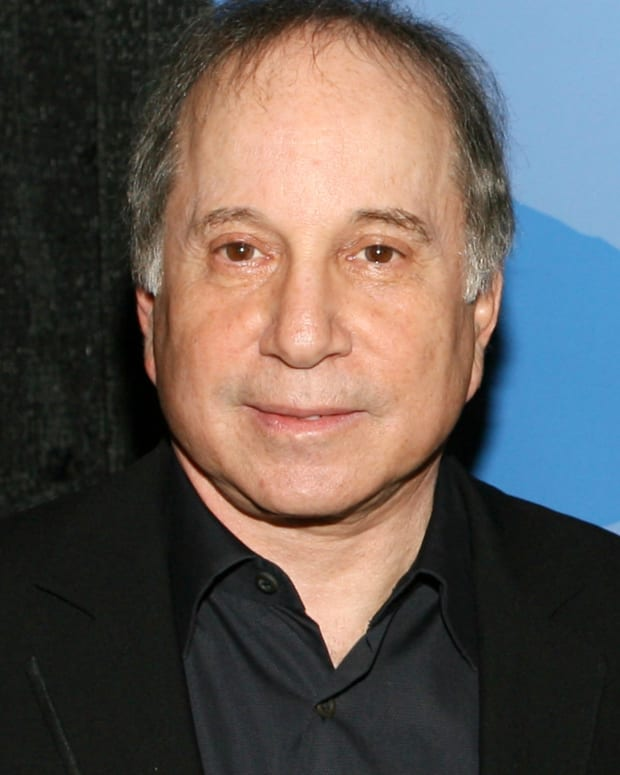 Paul Simon By Photo By Marc Andrew Deley/FilmMagic