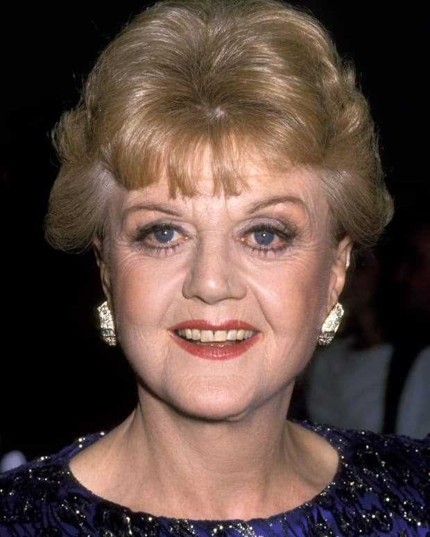 Angela Lansbury in 1989 Photo by Ron Galella/WireImage