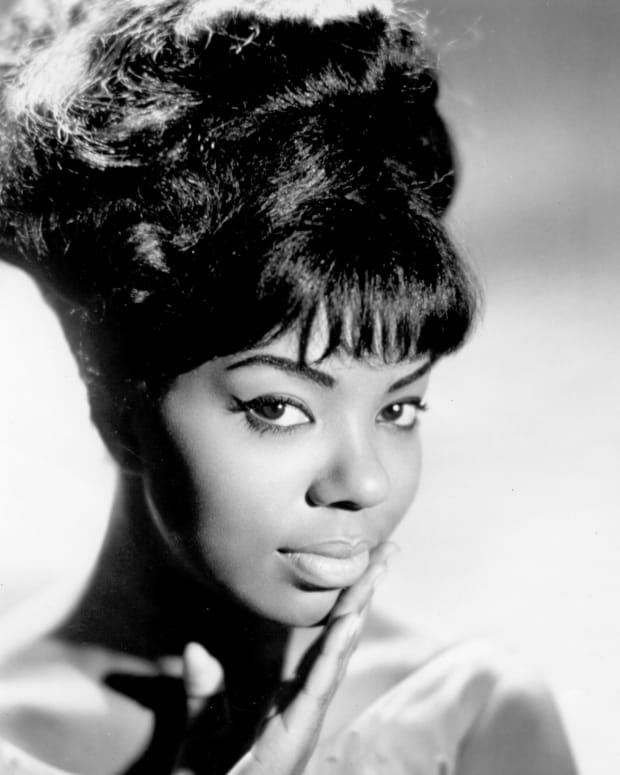 Mary Wells photo via Getty Images