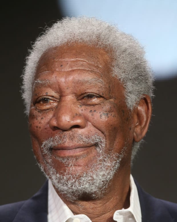 Morgan Freeman Photo