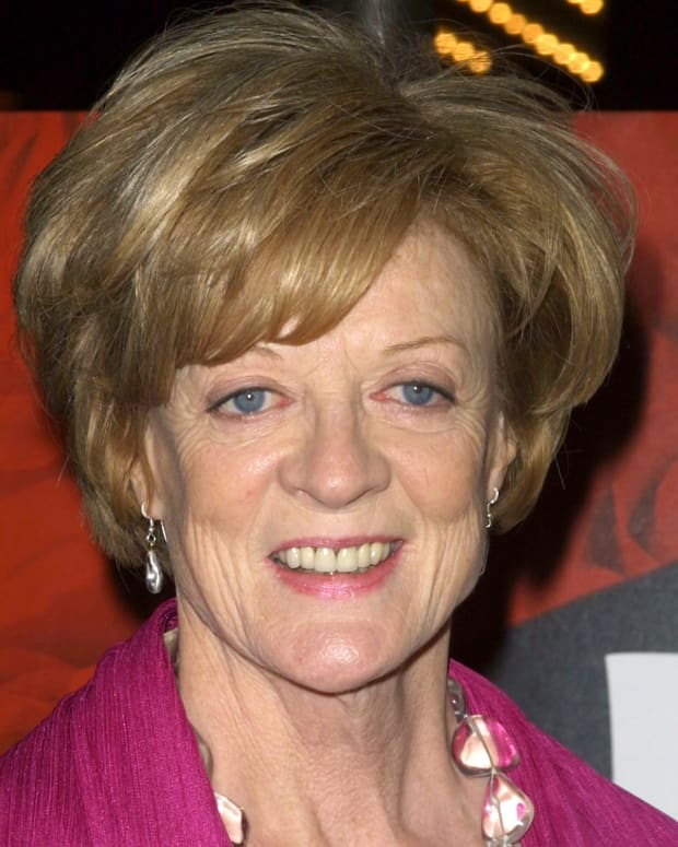 Maggie Smith Photo by Jim Spellman/WireImage
