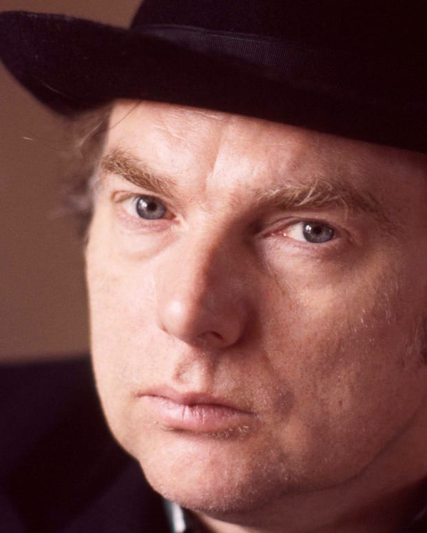Van Morrison photo via Getty Images