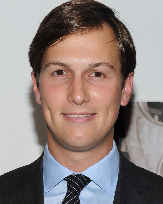 Jared Kushner in 2010