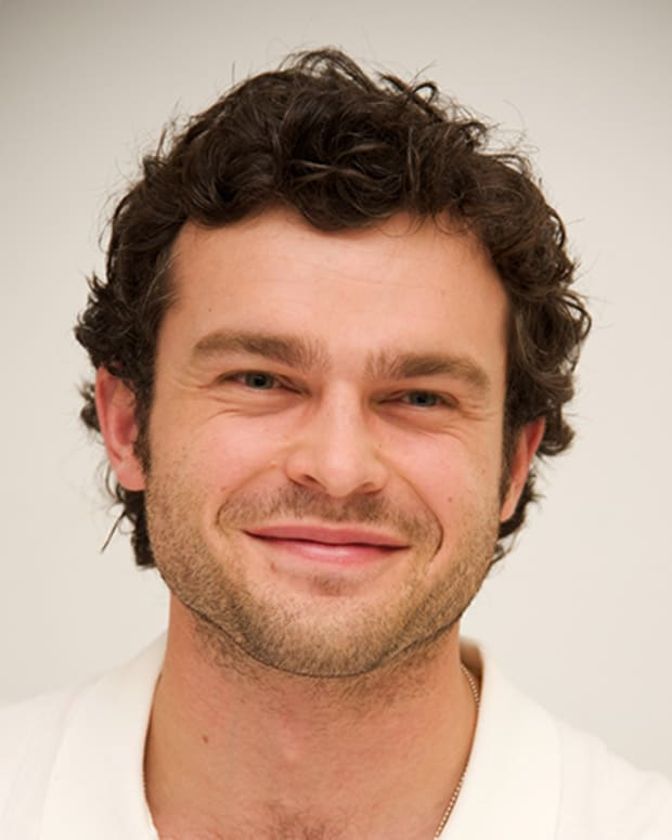 Alden Ehrenreich Photo