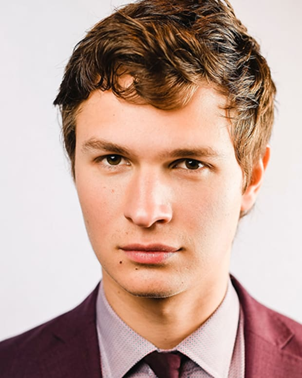 Ansel Elgort Photo