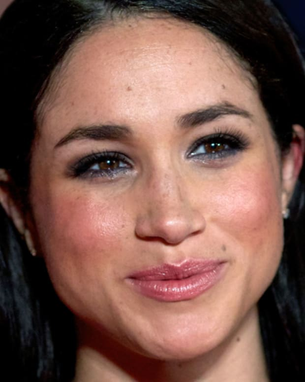 Meghan Markle American Actress, British Royal-to-Be