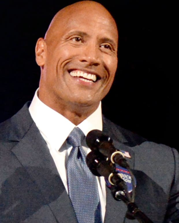 Dwayne 'The Rock' Johnson: From Pro Wrestler to Hollywood Actor