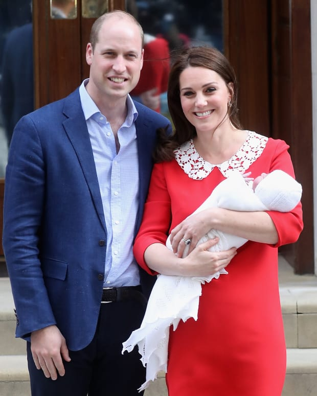 New Royal Baby 2018 Photo