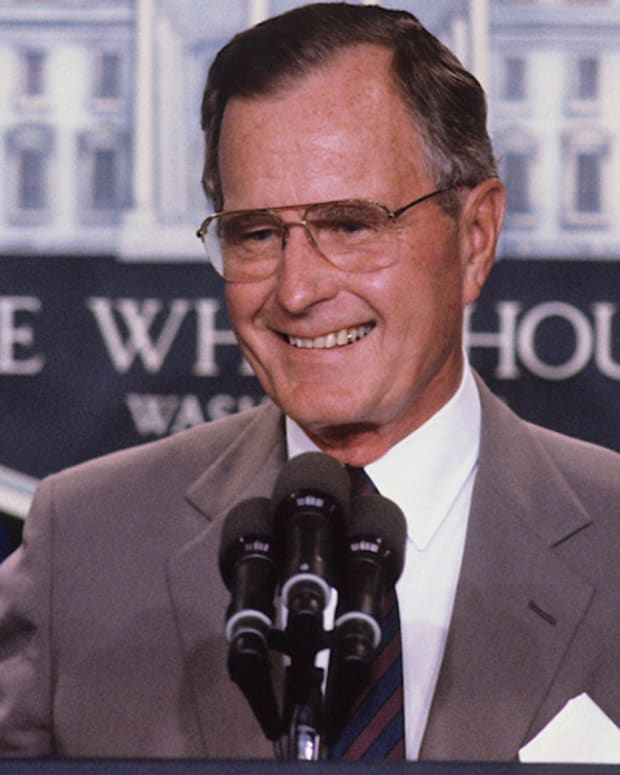 George H.W. Bush: A Life of Leadership