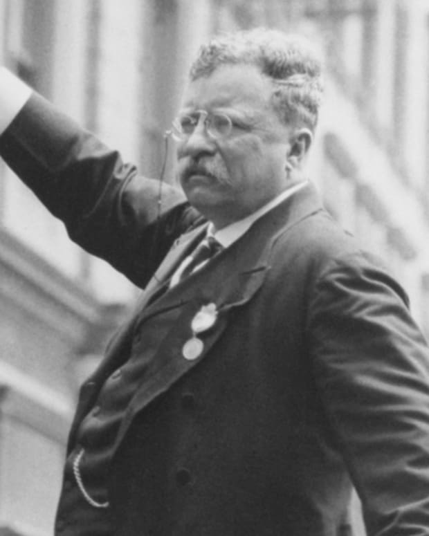 Theodore Roosevelt: The 26th President of the United States