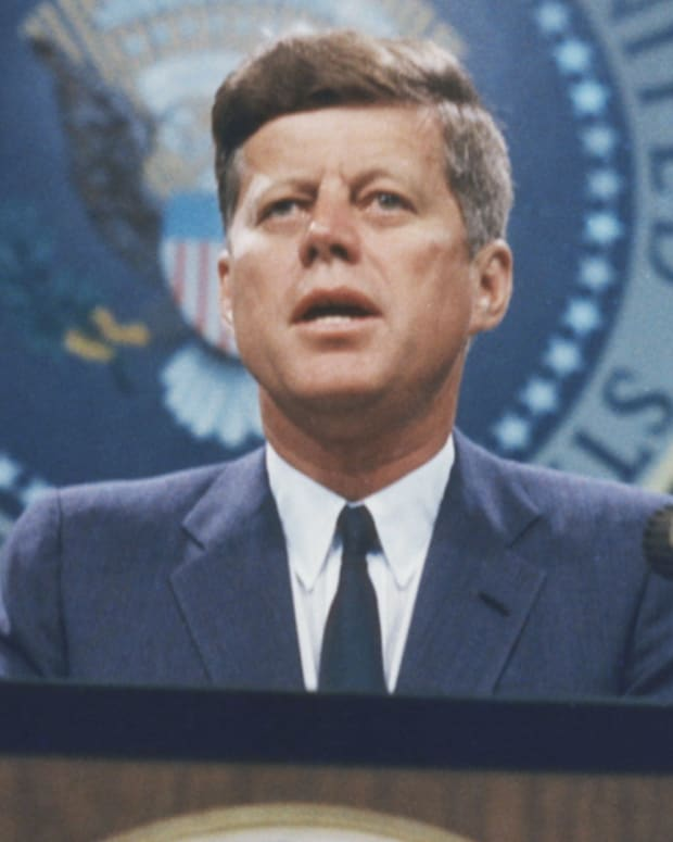 John F. Kennedy: The 35th President of the United States