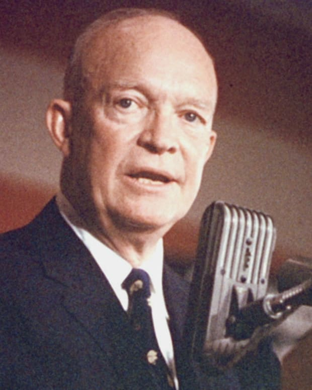 Dwight D. Eisenhower: The 34th President of the United States