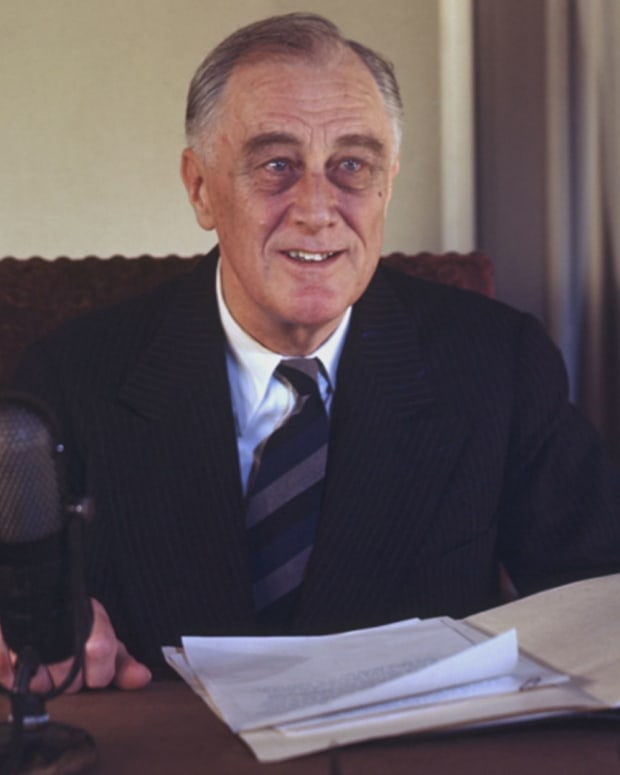 Franklin D. Roosevelt: The 32nd President