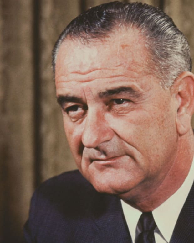Lyndon B. Johnson: The 36th President of the United States