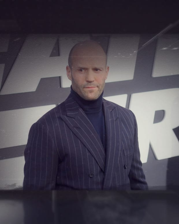 Jason Statham: Blockbuster Action Star
