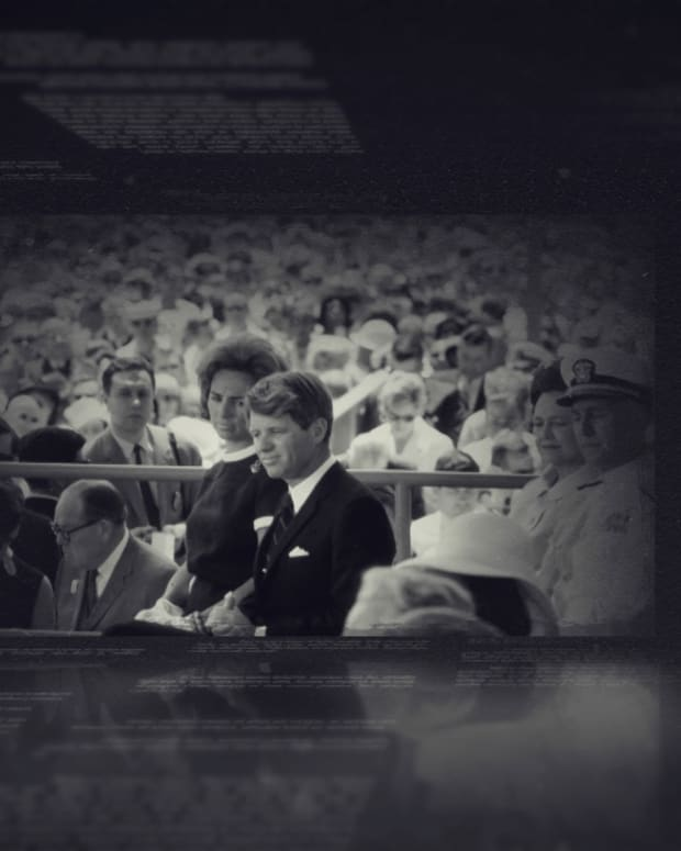 Bobby Kennedy: U.S. Attorney General, Public Servant