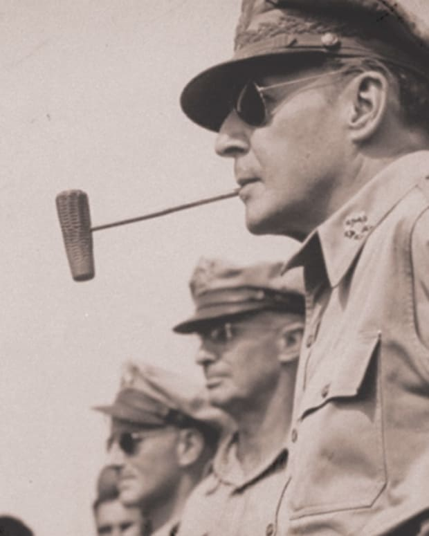 Douglas MacArthur: Five-Star U.S. Army General