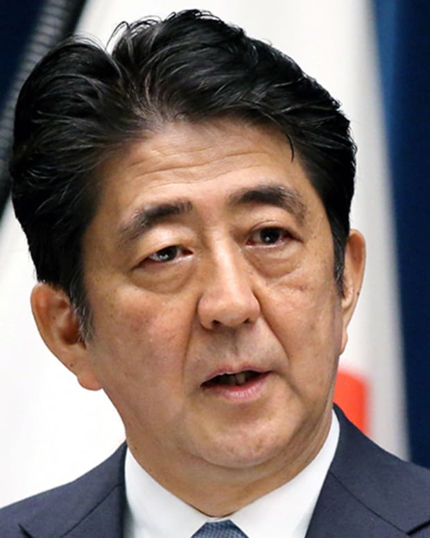 Shinzo Abe Photo