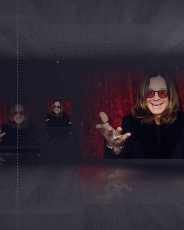 Ozzy Osbourne: Godfather of Heavy Metal