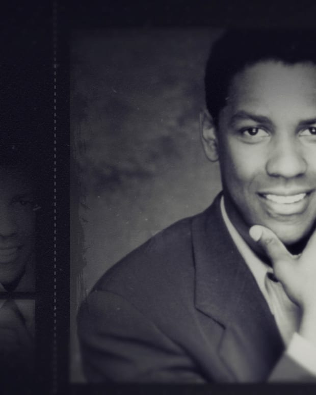 Denzel Washington: Hollywood Film Icon