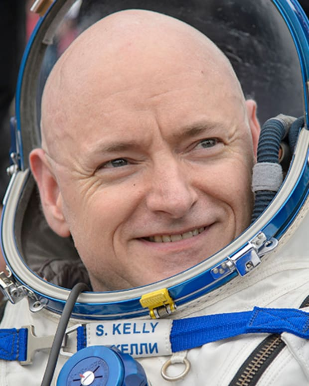 Scott Kelly Photo