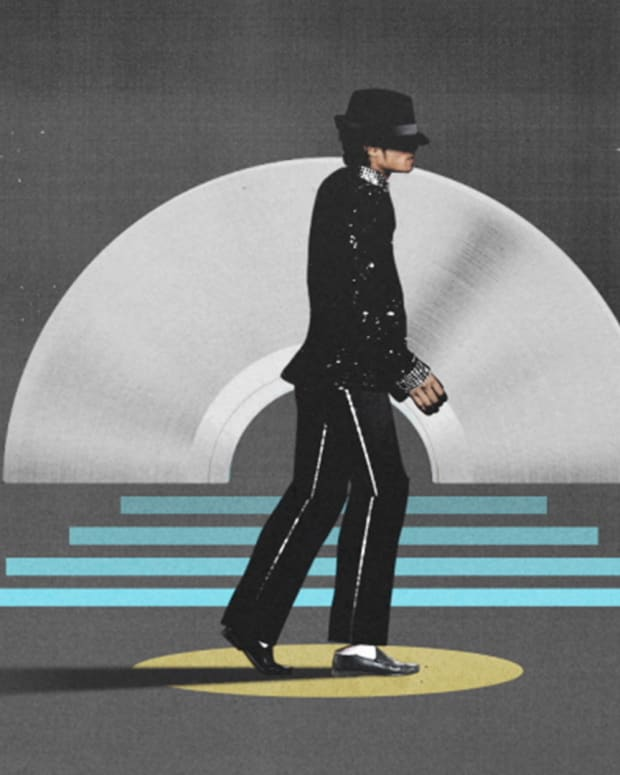 Lineology: Michael Jackson's Moonwalk the True Story