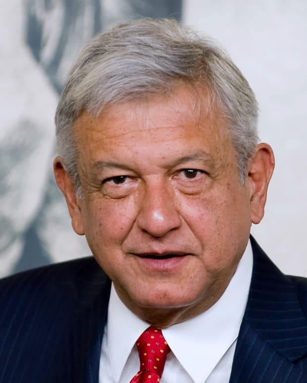 Andrés Manuel López Obrador Photo