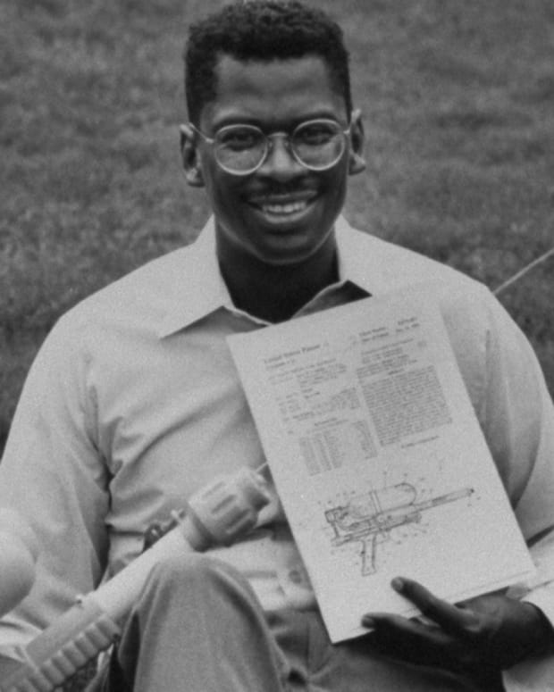 Lonnie Johnson Reddit AMA