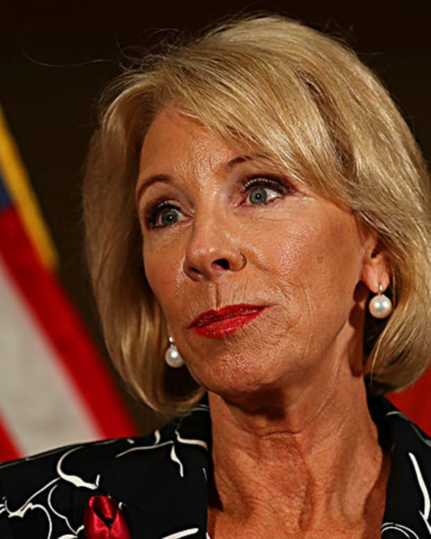 Betsy DeVos Photo