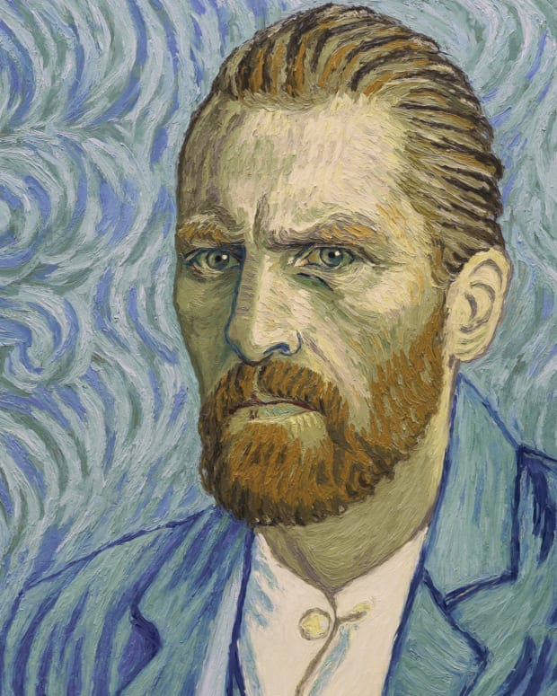 "Vincent van Gogh ""Loving Vincent"""