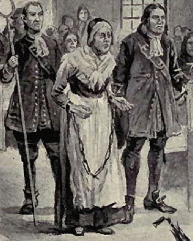 Rebecca Nurse Salem Witch Trials